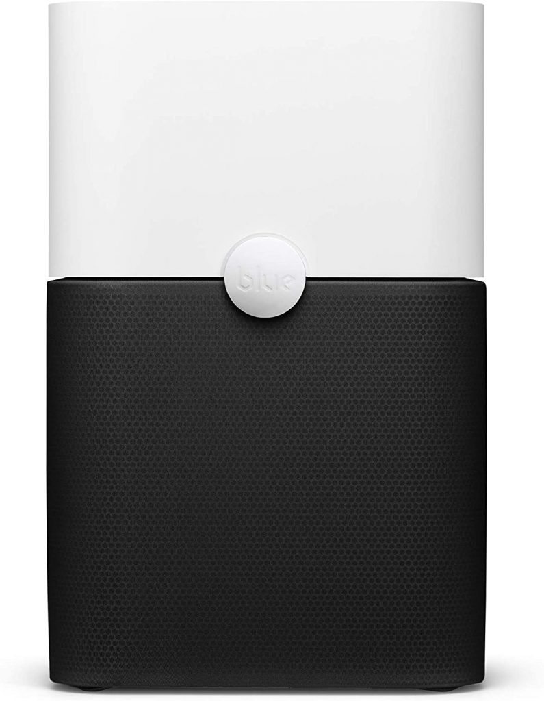 The Blueair Blue Pure 211+ Air Purifier Takes Care of Germs, Mold Spores, Allergens, and this Air Purifier Helps with Radon Too!