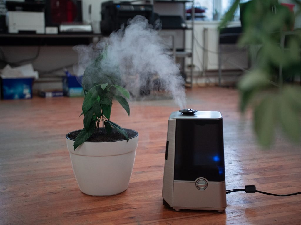 Dehumidifier or a Humidifier