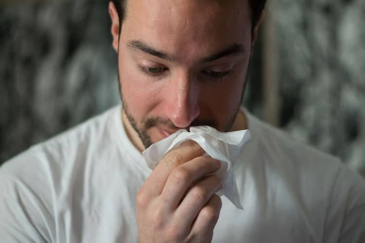 Allergies are no fun, an air purifier could help with your allergies.