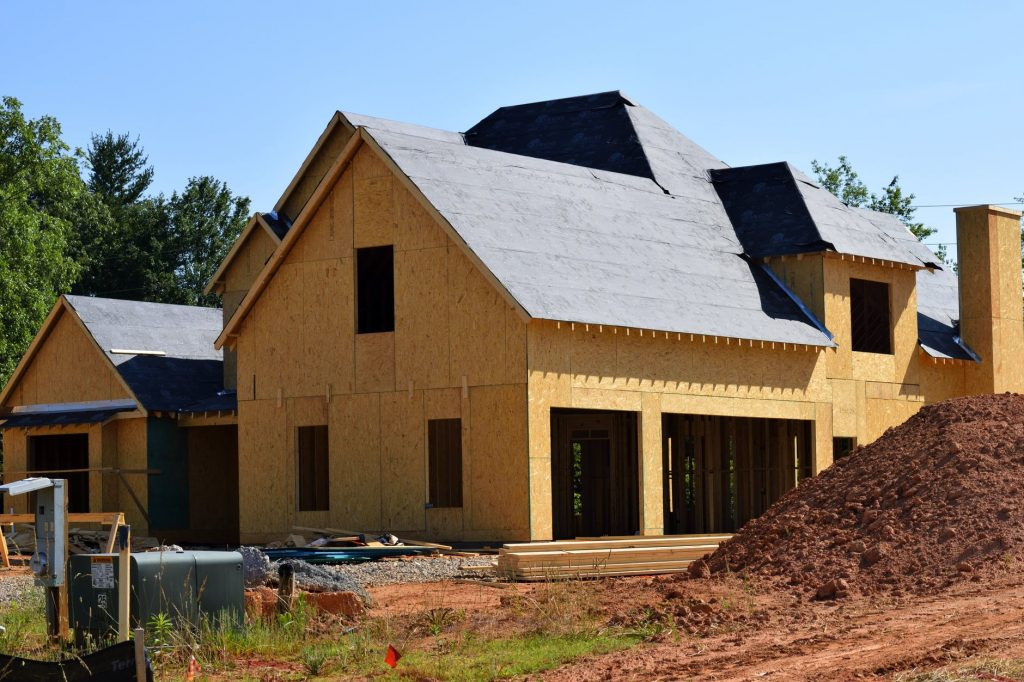 Homes are constantly being built on top of places where radon comes up out of the ground